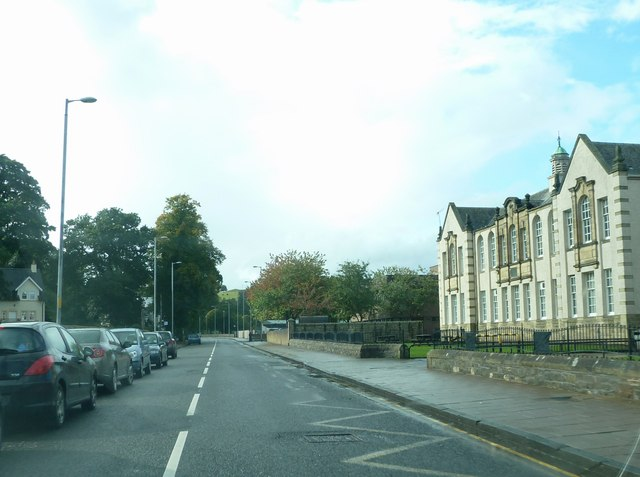 Buccleuch Road, A7
