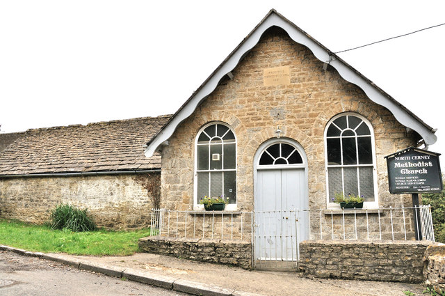 North Cerney - Methodist Church