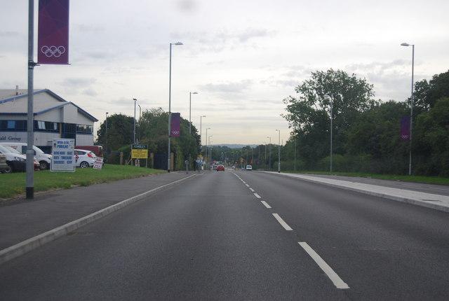 A1235, Basildon