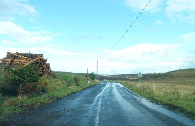 B711 near wester Alemoor