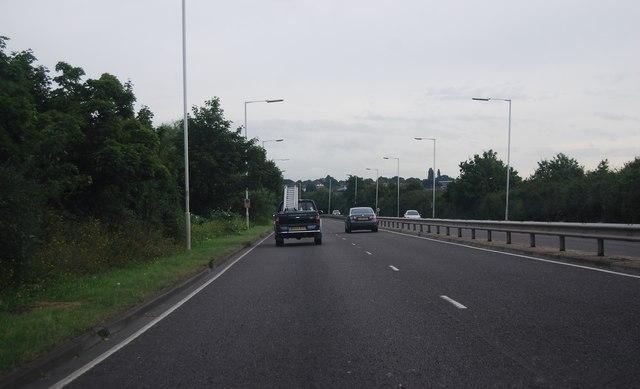 A132, Wickford