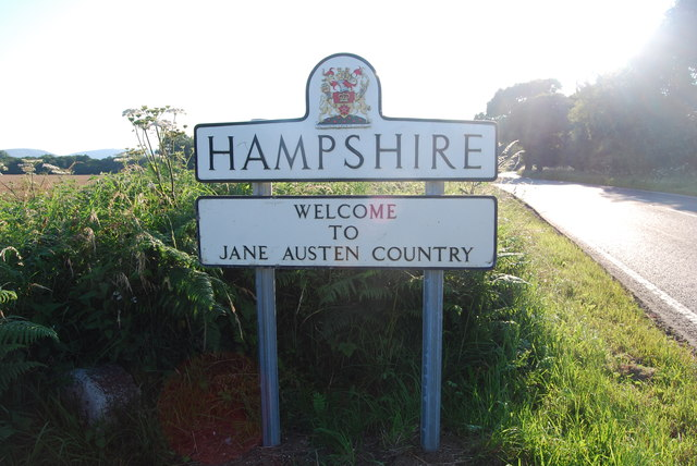 Welcome to Hampshire