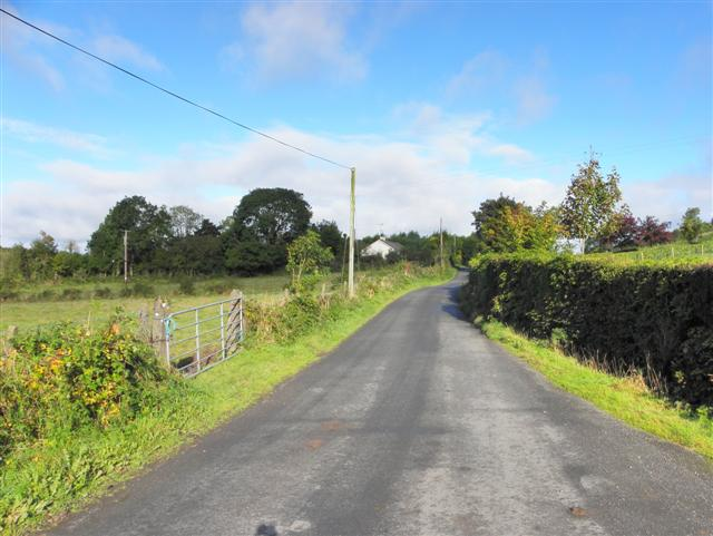 Road at Corbyfin
