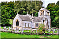 SP0107 : All Saints Church at North Cerney by Brian Chadwick