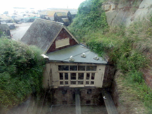Hastings, East Cliff Railway