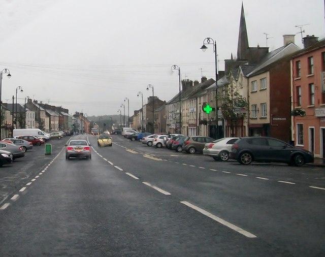 Moore Street, Aughnacloy