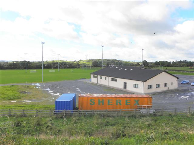 Monaghan GAA football club