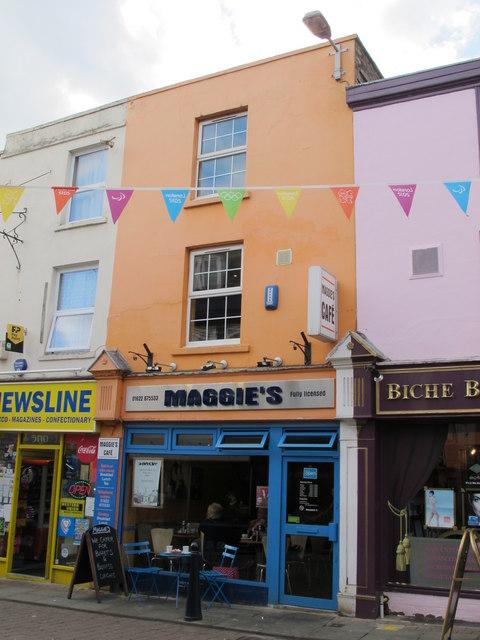 Maggie's, Week Street, ME14