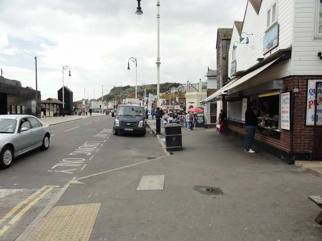 Hastings, Rock-a-Nore Road