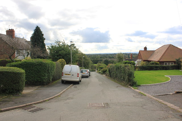 Sandy Lane, Helsby