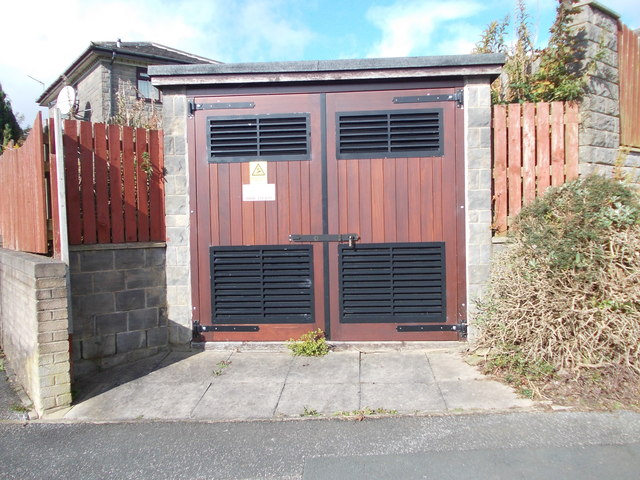 Electricity Substation No 3173 - Naseby Rise
