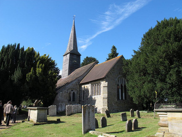 St George's church, Crowhurst