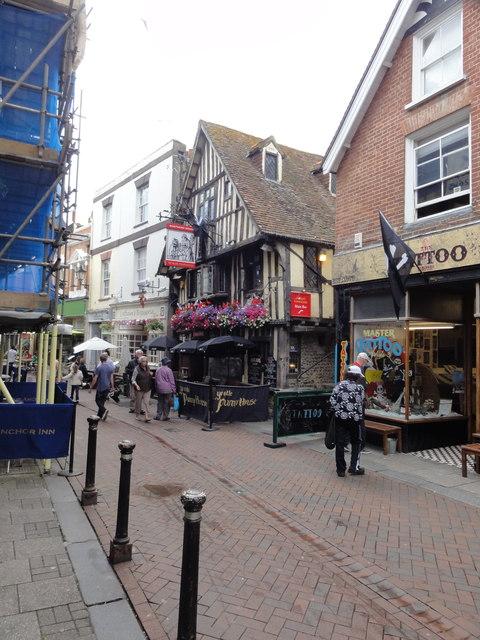 Hastings, George Street
