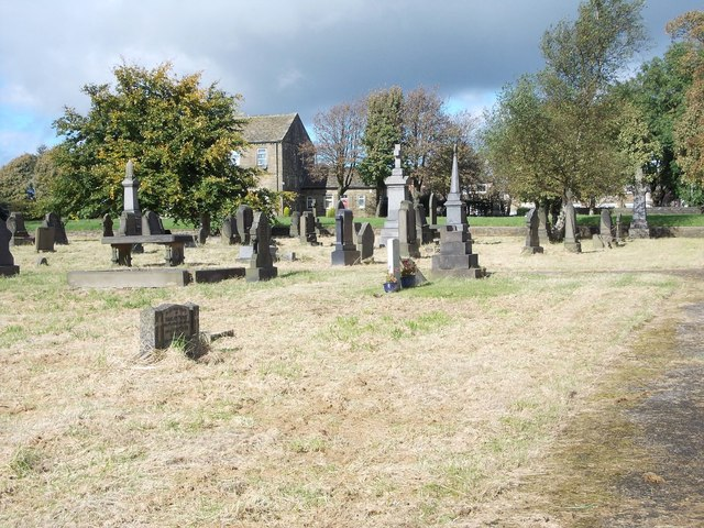 Clayton Heights Methodist Church Graveyard - Chapel Lane