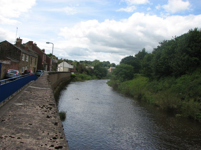 Wansbeck River, Morpeth