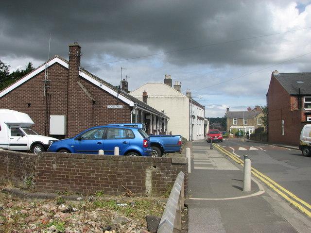 Goose Hill nursery school, Morpeth