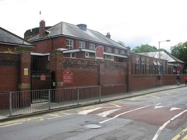 Morpeth First School