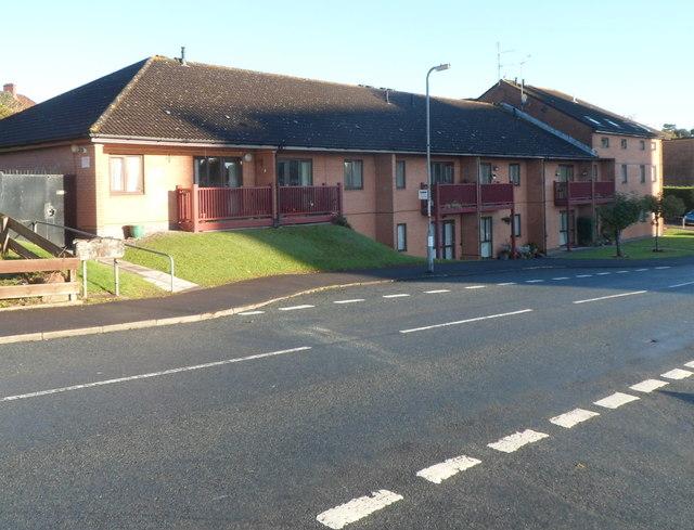 Stratford House, Newport