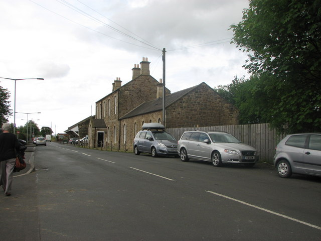 Coopies Lane, Morpeth