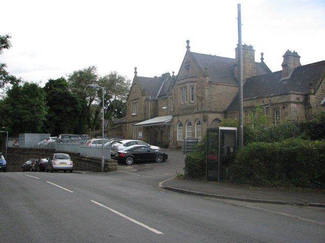 Morpeth railway station