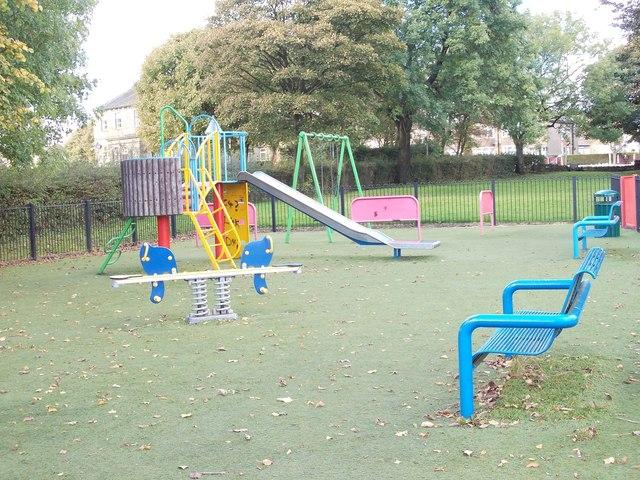 Asa Briggs Park - Play Area