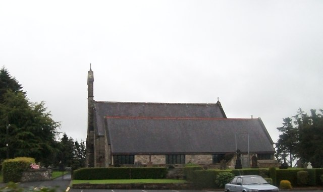 St Patrick's Catholic chapel at Corracrin
