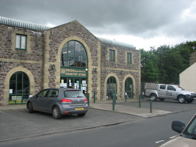 Green Country Store, Morpeth