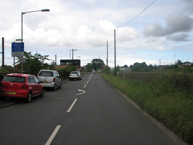 Level crossing, Morpeth