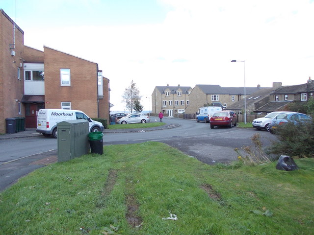 Julian Drive - Back Lane