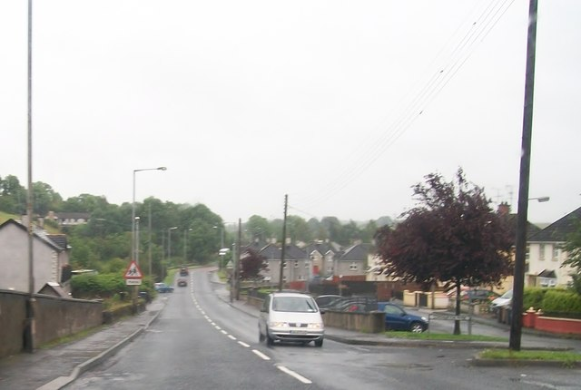 Houses in Coronation Park, Aughnacloy