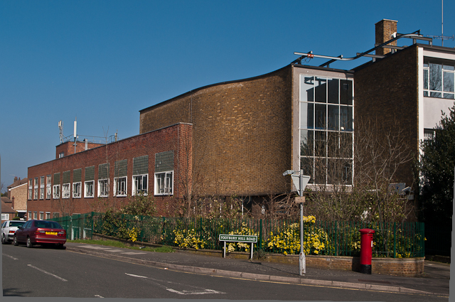 Orpington Telephone Exchange