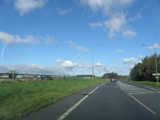 Market  Weighton  bypass  A1079