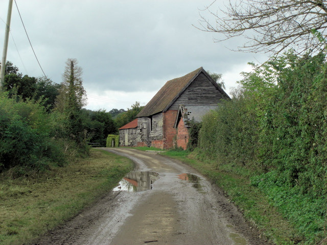 Barn Adjoining Skidmore Cottages