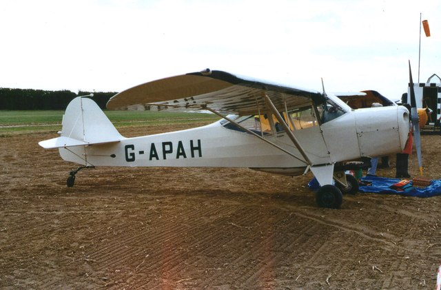 Boxted airfield fly-in 2002