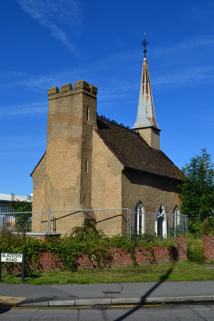 Chapel House, Blendon