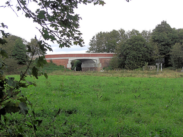 A27 railway bridge