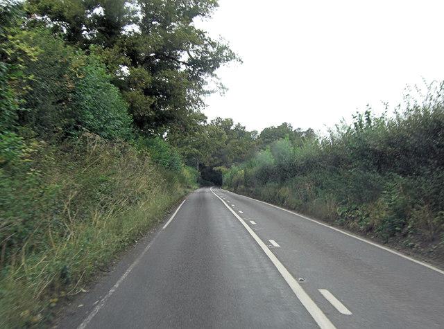 A27 climbs Green Hill