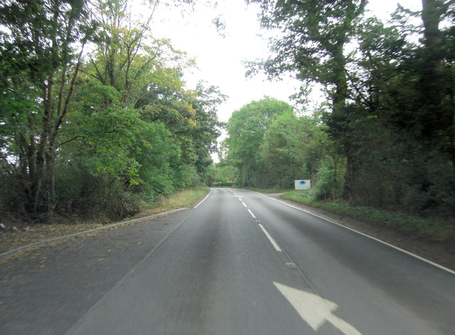 A27 south of Spursholt House