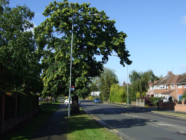 Myton Road (A425)