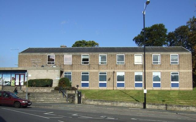 Police HQ, Warwick