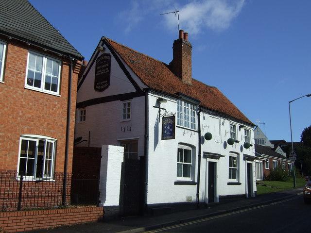 The Seven Stars, Friars Street, Warwick