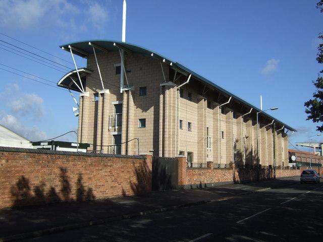 Grandstand, Warwick Racecourse