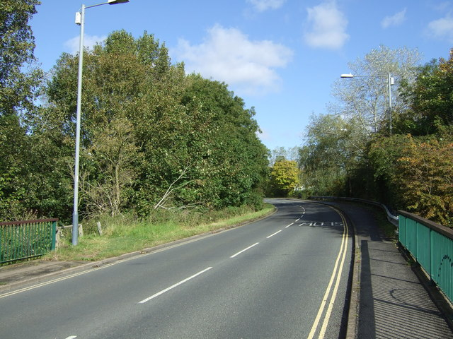 Old Budbrook Road