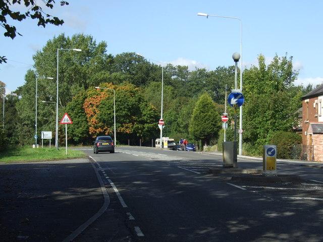 Birmingham Road (A4177)