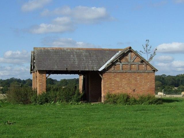 Farm building, Kingstanding Farm
