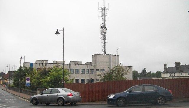 An Garda Síochána  Divisional HQ, Monaghan
