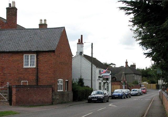 Twyford: Main Street
