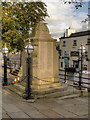 SK0580 : Chapel-en-le-Frith War Memorial by David Dixon