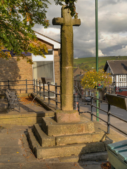 Chapel-en-le-Frith Market Cross