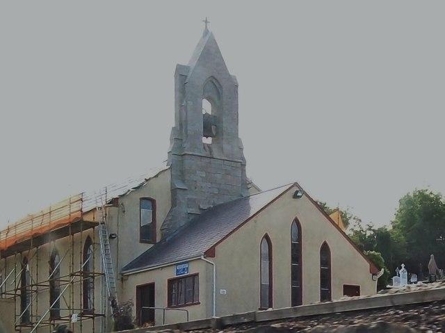 Pettigo's Catholic Church